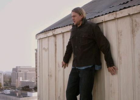 The Ledge [Blu-Ray] Matthew Chapman